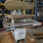 Ajax Drycleaning Utility Press