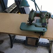 Sewing Machine ( Blind Stitch)