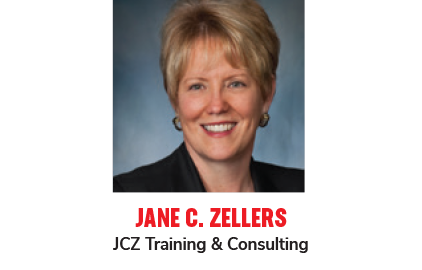 Jane Zellers JCZ Training and Consulting