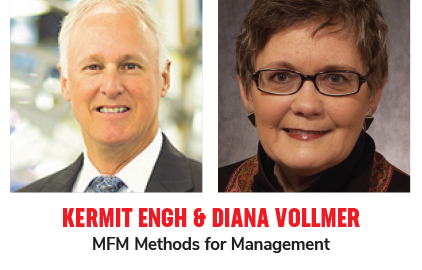 Kermit Engh and Diana Vollmer MFM Methods for Management