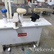 Unipress Model PI-3 Three Head Puff Press