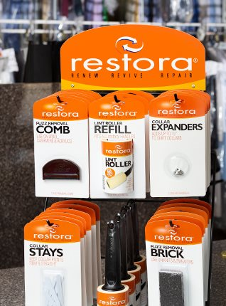 restora Starter Kit with Display