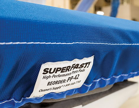 Cleaner's Supply SuperFAST Press Pads