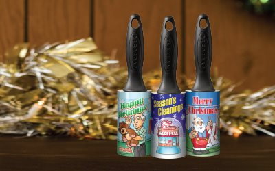 2018 Holiday Lint Removers