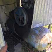 Used Quincy Air Compressor 5 HP - $700.00