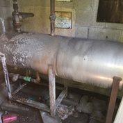 Stainless Steel Condensate Return Tank - $1750.00