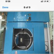 Milnor(ADC) 460 lb Steam Dryers