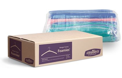 Cleaner's Supply Foamies Assorted Colors