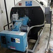 2015 Year Lattner 40 HP Horizontal Steam Boiler