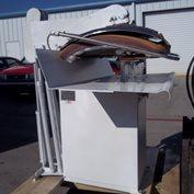 Super Nice Reconditioned Forenta Model 4224VL Hot Head Double Legger Press