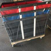 Like New 20 and 24 Bushel Vinyl Basket Trucks, $150 Each