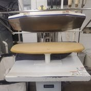 Reconditioned Forenta Hot Head Double Topper Press Model 3516