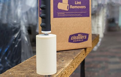 Cleaner's Supply Commercial Lint Removers Box and Roll