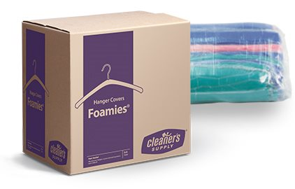 Cleaner's Supply Foamies Bulk Assorted Colors