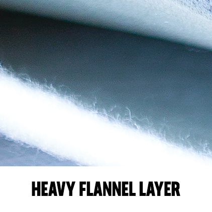 Utility Press Pad Flannel Layer