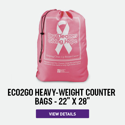 Breast Cancer Counter Bag with Strap