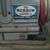 Merrow Sewing Machine-Industrial