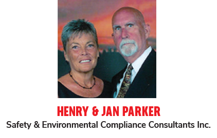 Henry and Jan Parker Safety & Environmental Compliance Consultants Inc.