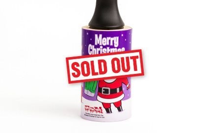 2019 Cleaner's Supply Holiday Lint Removers Merry Christmas Sold Out